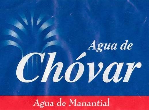 Logo Agua de Chovar